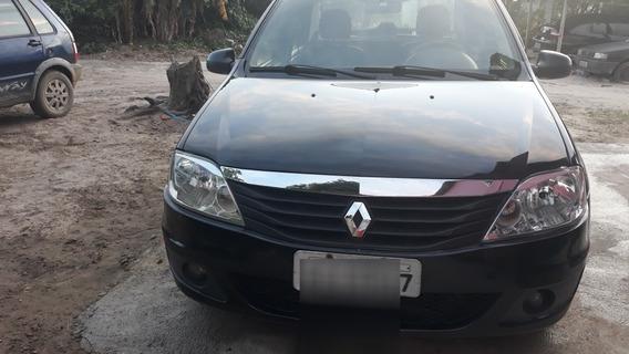 Renault Logan 1.0 16v Expression Hi-flex 4p 2011