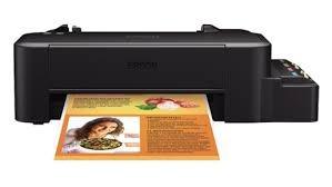 Impresora Epson L120 De Sitema De Tinta