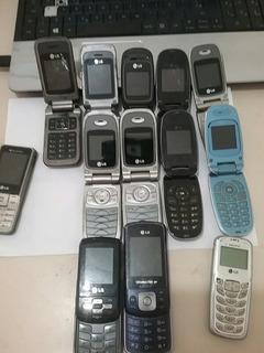11 Celular Lg Kp210 215 265 Mg 370 377 230 125 Gb280 A155