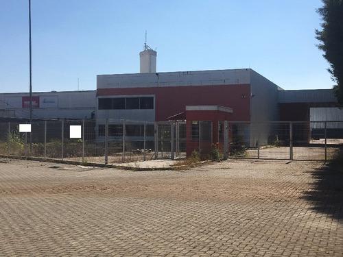 Imagem 1 de 2 de Galpão Industrial, Retiro, Jundiaí - Gl07442 - 4258144