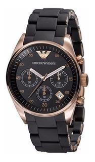 Reloj Cronometro Emporio Armani® Ar5905 100% Original U.s.a