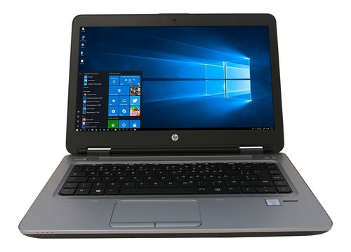 Promoção Notebook Hp Probook 640 G1 I7 8gb 120gbssd