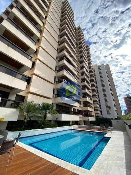 Apartamento, 260 M² - Venda Por R$ 850.000,00 Ou Aluguel Por R$ 1.200,00/mês - Centro - São José Do Rio Preto/sp - Ap7526