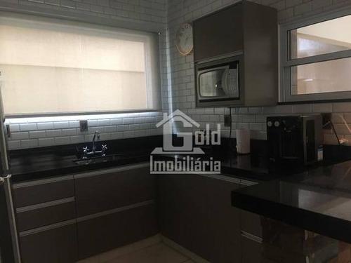 Imagem 1 de 11 de Sobrado Com 3 Dormitórios À Venda, 180 M² Por R$ 1.100.000,00 - Condomínio Buona Vita - Ribeirão Preto/sp - So0015