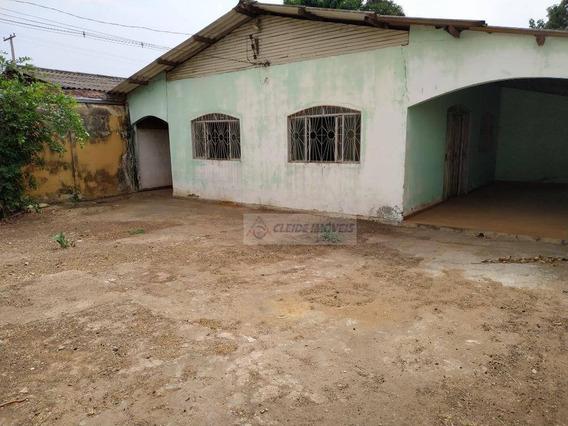 Casa Com 3 Dormitórios À Venda, 150 M² Por R$ 150.000,00 - Vila Ipase - Várzea Grande/mt - Ca1182