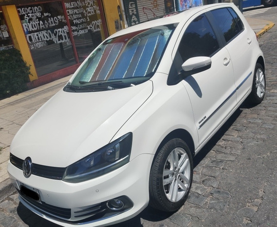Volkswagen Fox 1.6 Highline 2016