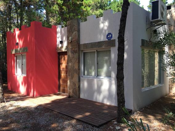 Alquiler Casa Cabaña Mar De Las Pampas