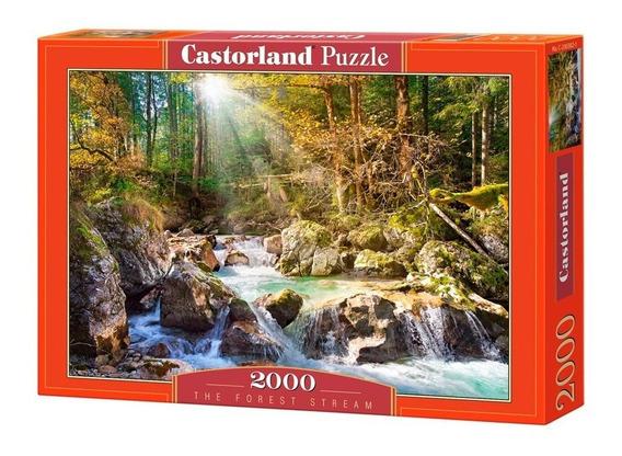 Rompecabezas Puzzle Castorland 2000 Piezas Varios Modelos
