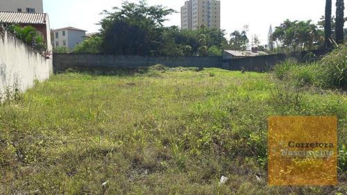 Imagem 1 de 4 de Te0357 - Terreno À Venda, 498 M² Por R$ 315.000 - Cidade Jardim - Jacareí/sp - Te0357