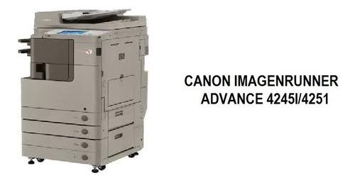Fotocopiadora Canon Imagerunner Advance 4245i/4251
