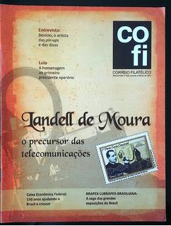 Revista Cofi Nº 220 Ano 2011 Landell Moura Telecomunicacoes