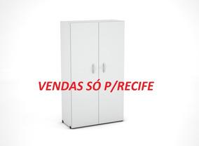 Armário Alto Madeira Pandin Cinza (novo) Venda Só P/recife