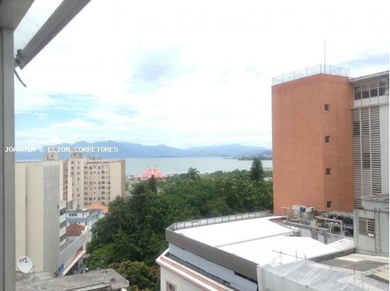 Sala Comercial Para Venda Em Florianópolis, Centro, 1 Banheiro - Sl 26