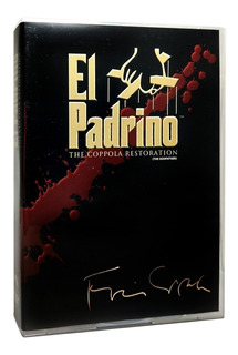El Padrino Trilogia Completa En Dvd!
