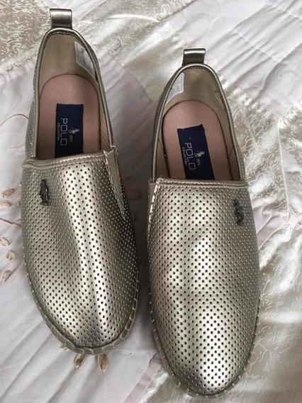 Polo Zapatos Casual Para Dama 26 Mex Nueva Línea