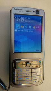 Nokia N73 2cam 3.2mp Impecável