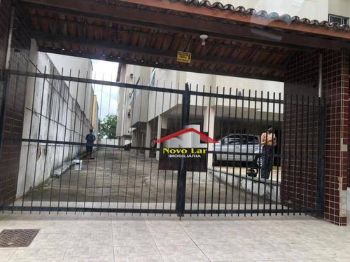 Imagem 1 de 23 de Apartamento Com 3 Dormitórios À Venda, 104 M² Por R$ 205.000,00 - Vila União - Fortaleza/ce - Ap0705