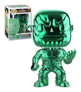 Funko Pop Thanos Green Chrome Infinity War