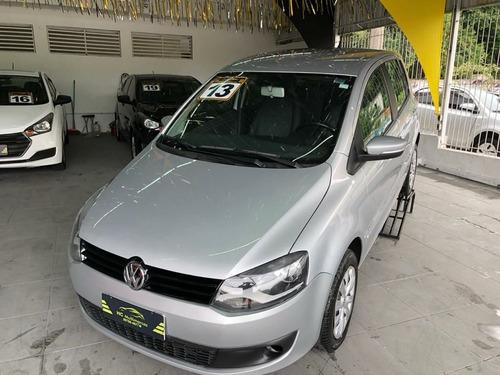 Volkswagen Fox 2013 1.6 Vht Trend Total Flex I-motion 5p