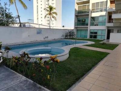 Departamento En Renta Conjunto Punta Rio