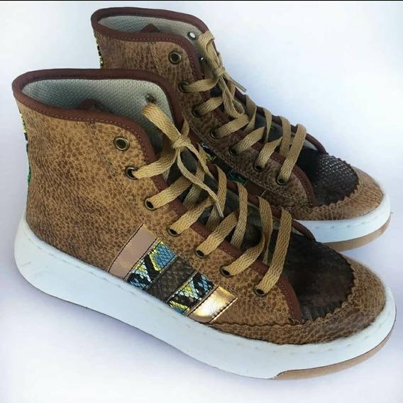 Zapatillas/ Larena Rock/ Bota Edna