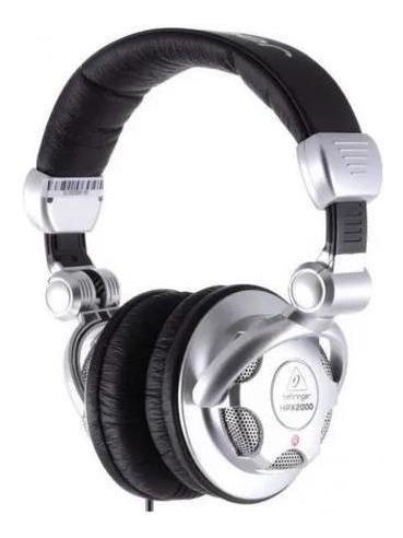 Headphone Behringer Hpx2000 Fone De Ouvido Profissional