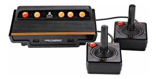 Console Retro Atari Flashback 8 Classic Game Com 105 Jogos.