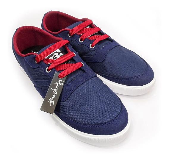 Zapatillas Bross Quick Blue