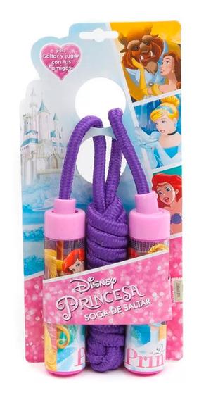 Disney Princesas Soga De Saltar