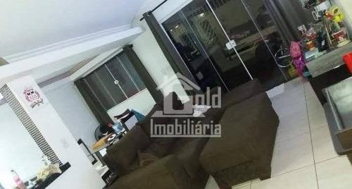 Casa Com 2 Dormitórios À Venda, 131 M² Por R$ 212.000 - Jardim Paiva - Ribeirão Preto/sp - Ca1662