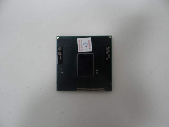 Processador Notebook Intel Core I3 2348m 2.30ghz 2ª Geração