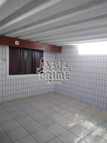 Imagem 1 de 16 de Casa, 2 Dorms Com 81.17 M² - Ocian - Praia Grande - Ref.: Pr2183 - Pr2183