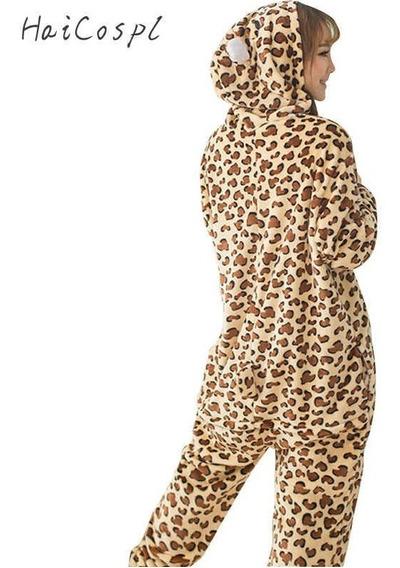 Pijama Unicornio Oso Jirafa Kigurumi P/ Adolescente Y Adulto