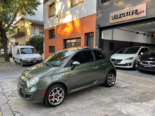 Fiat 500 1.4 Sport 105cv Techo Y Bose Año 2013 76000 Km