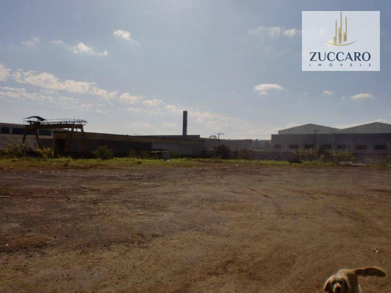 Terreno Industrial Para Locação, Vila Nova Bonsucesso, Guarulhos - Te0408. - Te0408
