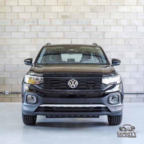 Imagem 1 de 12 de Volkswagen T-cross 2021 1.0 200 Tsi Aut. 5p