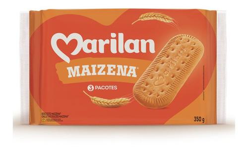 Imagem 1 de 1 de Biscoito Maizena Marilan Pacote Bolacha 350g