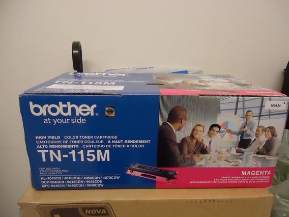 Toner P/ Impressora Brother Hl-4040-cn - Novo - Rosa/magenta