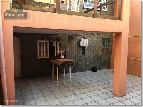 Sobrado Com 3 Dormitórios À Venda, 184 M² Por R$ 900.000,00 - Vila Gilda - Santo André/sp - So1333