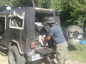 Jeep Cj Cj6 4x4 Motor Hurric.escucho Ofertas