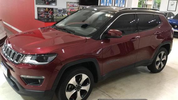 Jeep Compas Loungitude At 9 Awd Todo Terreno 2018