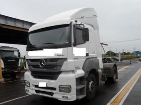Cavalo Mecânico Mercedes Axor 2036 4x2 2013/2013