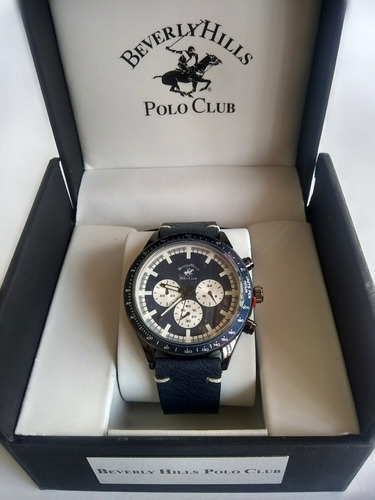 Reloj Para Caballero Polo Club Beverly Hills Original Mercado Libre