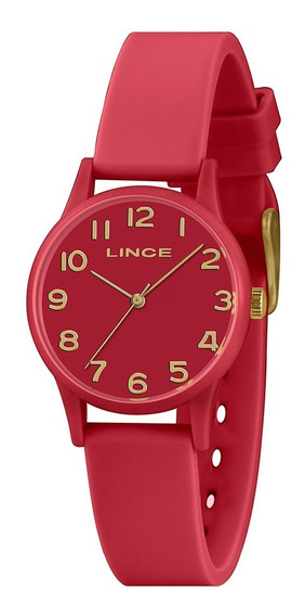 Relógio Lince Urban Feminino Lrcj100p Pink + Garantia + Nfe