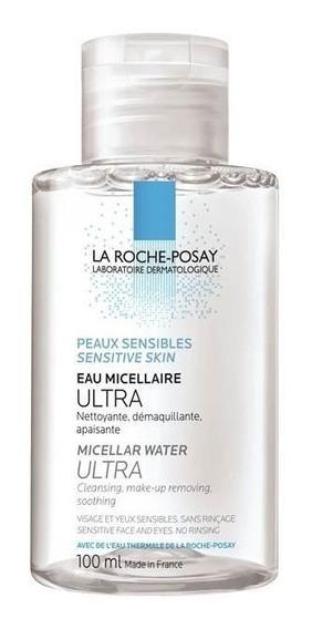 Solução Micelar Ultra Demaquilante La Roche-posay 100ml