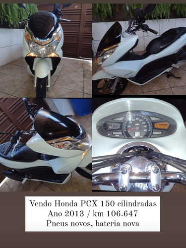 Honda Pcx 150 Cilindradas