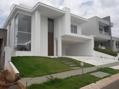 Casa Com 4 Dormitórios À Venda, 370 M² Por R$ 1.800.000 - Loteamento Parque Dos Alecrins - Campinas/sp - Ca12830