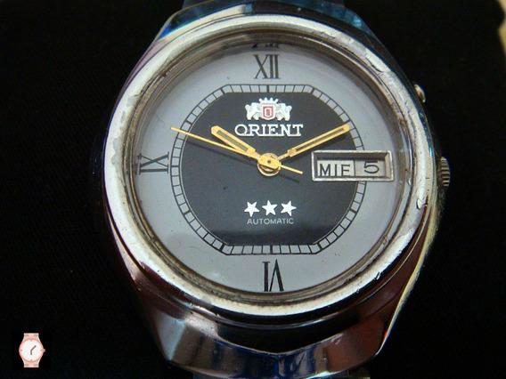 Reloj Orient Automatic, Vintage Colección Años 70´s.