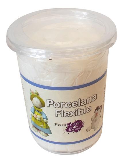 Pasta Francesa Moldeable Manualidades 1kg Porcelana Flexible