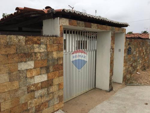 Casa Com 4 Dormitórios À Venda  - Pajuçara - Natal/rn - Ca0022